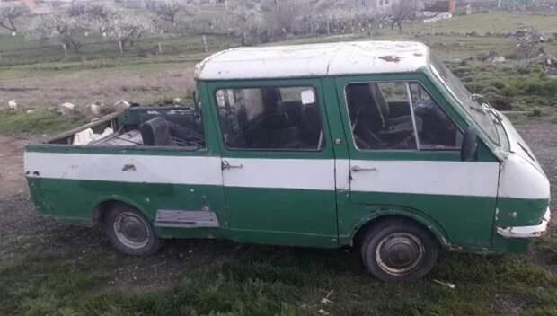 Машина, выпущенная для Олимпиады-80, выставлена на продажу за бесценок