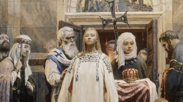 Княгиня Ольга: жестокая валькирия или образец добропорядочной правительницы?