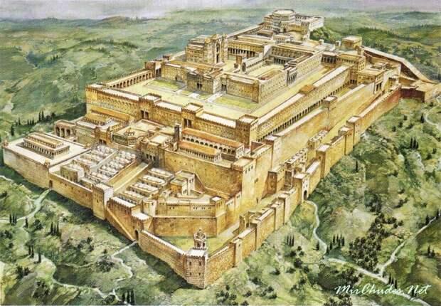 Соломон: самый мудрый и богатый царь в истории человечества…