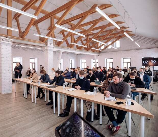 Нижегородские event-компании презентовали свои проекты на питчинг-сессии