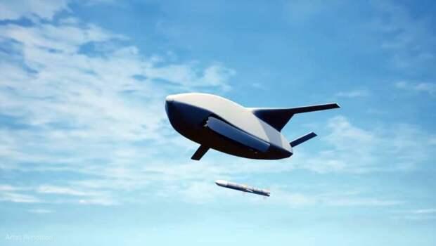 Самолеты поведут в бой роботы. Программа Skyborg