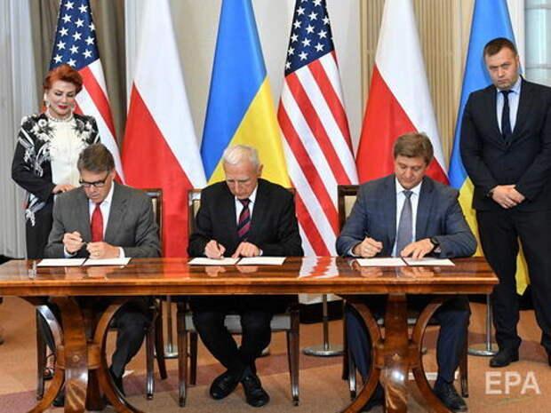 Обратная тяга: Польшу может затянуть российский газ