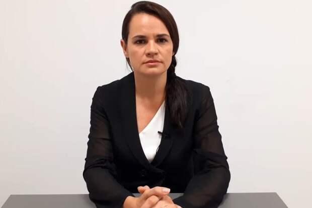 Тихановская рассказала о радости белорусов из-за новых санкций против Минска