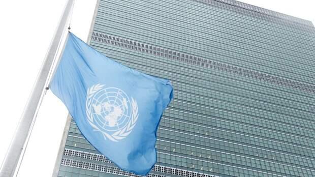 Генсек ООН призвал Израиль и Палестину к прекращению огня