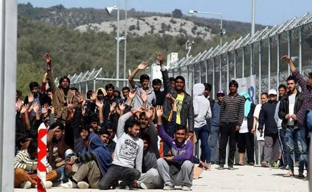 Европа стоит на пороге нового миграционного кризиса, и без Эрдогана не обойтись