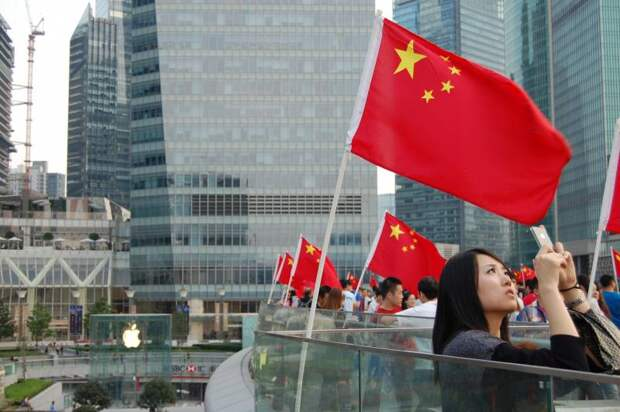 Китайский путь. Почти что манифест китайской коммунистки