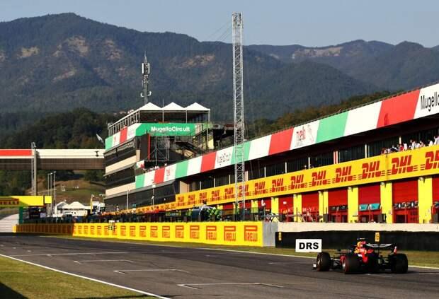 Слухи: Формула 1 вернется в Муджелло в сезоне-2021