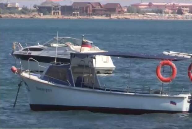Яхтенную марину построят в Евпатории