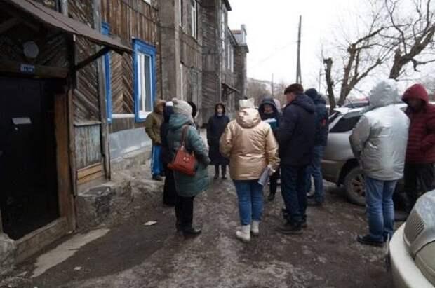 Судьбу аварийного дома по Ключевской в Петропавловске решит комиссия