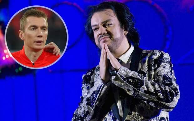 Семенов — о том, что Киркоров исполнит гимн России: «Такие яркие личности дадут антураж матчу»