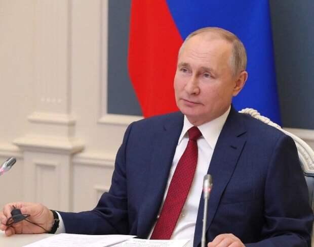 Путин впервые за 12 лет выступил на форуме в Давосе