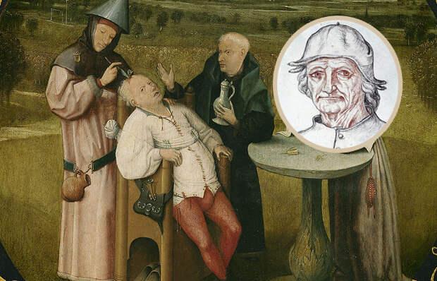 Какую древнюю легенду скрывает картина Босха «Извлечение камня глупости»