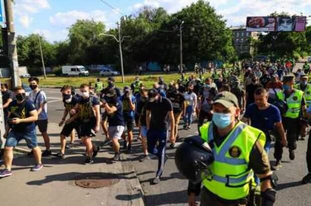 Украинские националисты: «Мы хозяева улиц!»