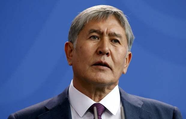 Задержание бывшего президента Киргизии: главные подробности