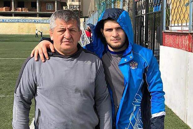 Отец Нурмагомедова назвал условия матча-реванша Хабиба и Конора