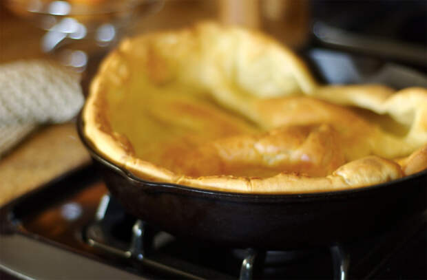Достали старую чугунную сковороду и готовим 7 блюд: от чугуна еда только выигрывает