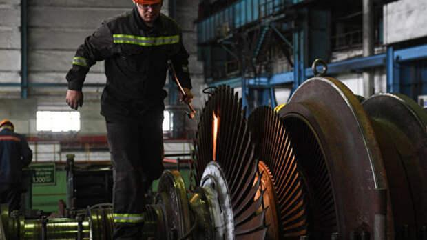 В России наладят производство газовых турбин большой мощности