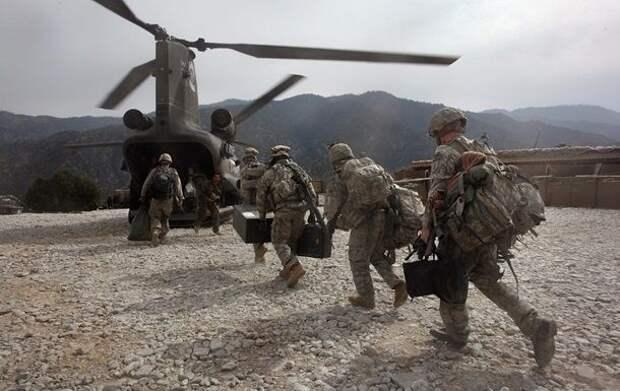 США выводят половину контингента из Ирака