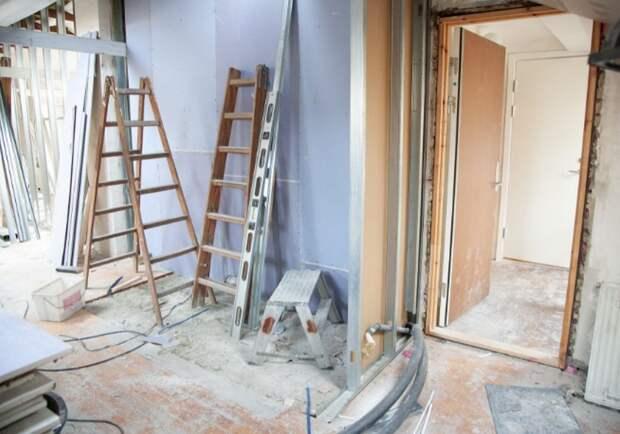 Врач Кондратьев: попадающая в легкие строительная пыль может быть смертоносной