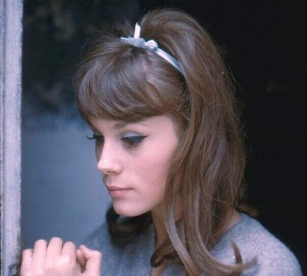 Франсуаза Дорлеак, сестра Катрин Денёв, которой было отведено всего 25 лет