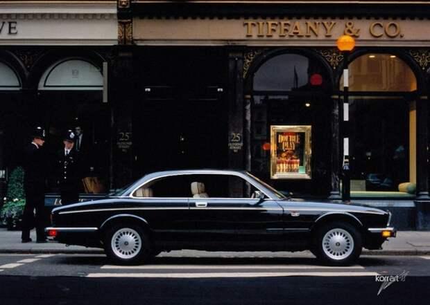 Jaguar XJC авто, автодизайн, автомобили, дизайн, фотомонтаж, фотошоп, юмор, янгтаймер