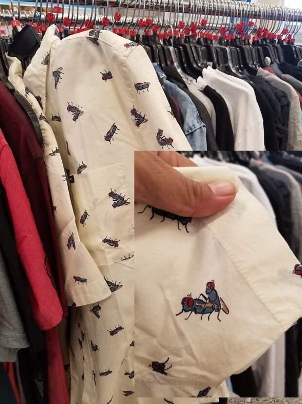 5. Что делают эти мухи? Дурацкаямода, Эпик фэйлы, дизайн вещей, одежда, провалы, снимите, что-то пошло не так..., эпик фейл