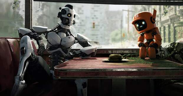 """Netflix выпустил трейлер второго сезона сериала """"Любовь. Смерть. Роботы"""""""