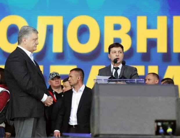 Бывший премьер-министр Украины дал оценку дебатам Зеленского и Порошенко