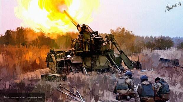 Армия ДНР дала соразмерный ответ на обстрелы: у ВСУ потери в Донбассе