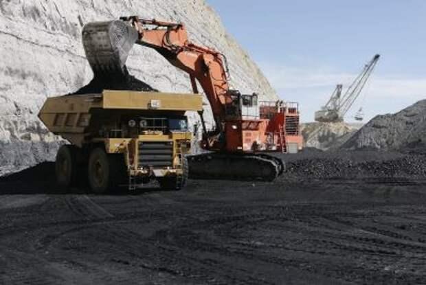Резкое снижение использования угля