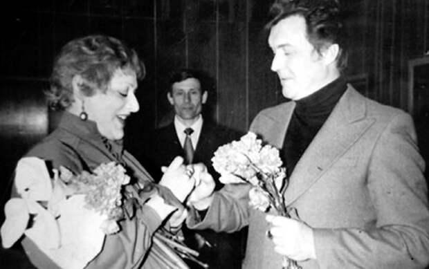 Изотов и Ирина Ладыженская