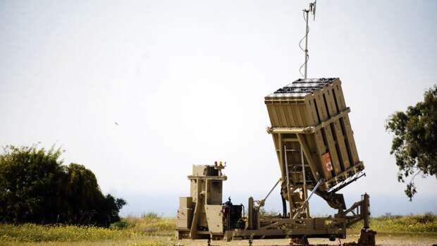 """Система ПВО """"Железный купол"""" обеспечивает высокую степень защиты Израиля от ракет ХАМАС"""