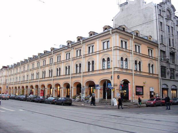 Одним из результатов работы Голованова может стать исчезновение «Апраксина двора»
