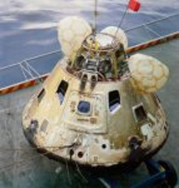 Почему американцы точно были на Луне 28