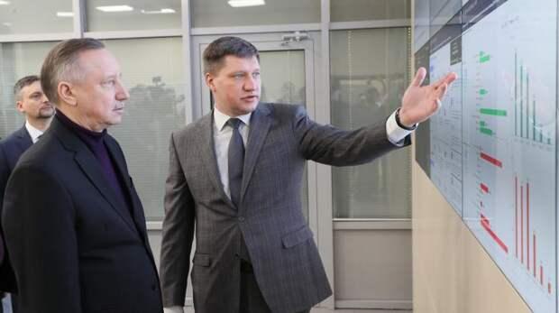 Александр Беглов рассказал, как нужно дальше развивать систему «Безопасный город»
