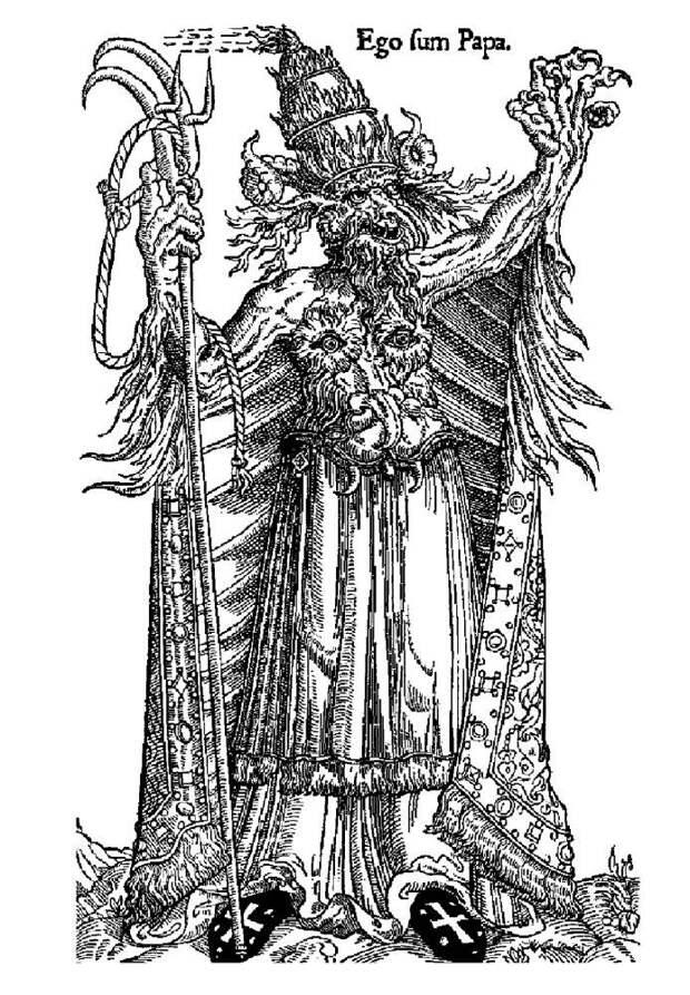 Великий инквизитор Торквемада