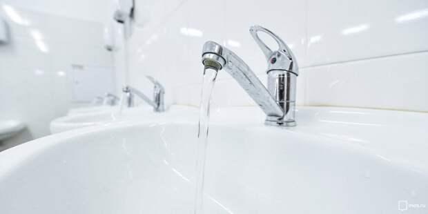 Температура горячей воды в доме на Малыгина соответствует норме – управа