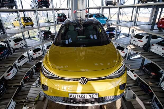 Международное жюри определило лучший автомобиль 2021 года