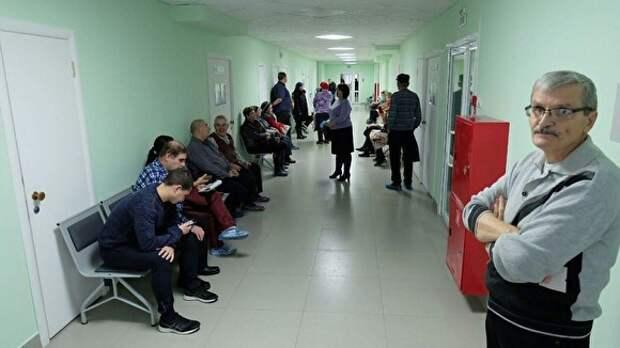 В иркутской поликлинике пенсионер не дождался приема врача и покончил с собой
