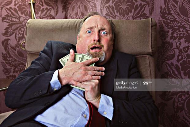 О назревающей валютной панике в российских «верхах»