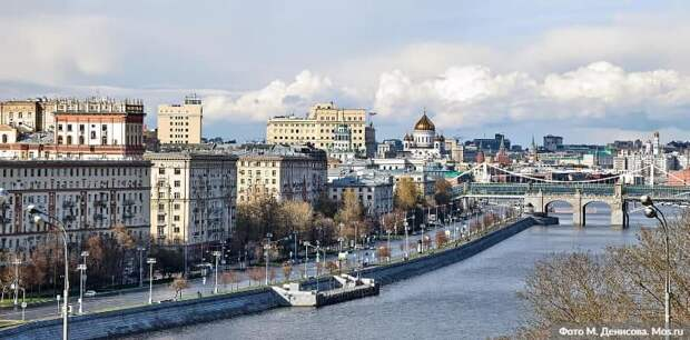 В Мосгордуме выступили за увеличение бюджета на развитие креативных индустрий Фото: М. Денисов mos.ru
