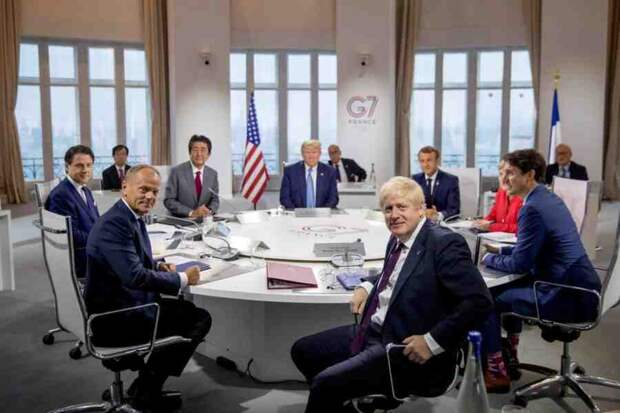 G7 как сборище фриков
