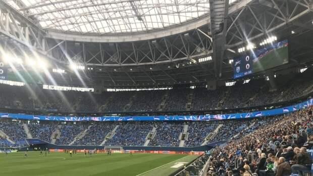«Зенит» стал самым посещаемым клубом РПЛ в сезоне-2020/2021