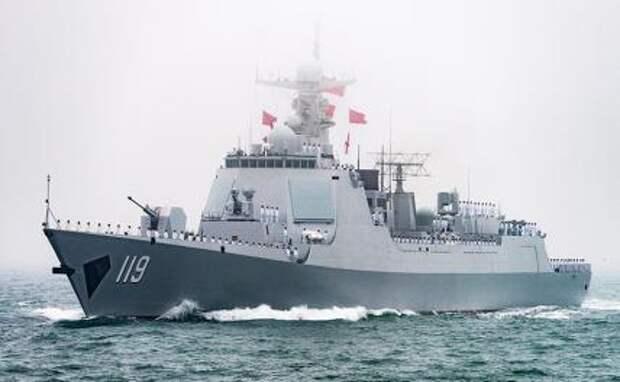Скоро ВМФ Китая будет патрулировать у берегов Нью-Йорка
