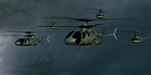Американский вертолётный факап: как вертолётостроение США оказалось в кризисе
