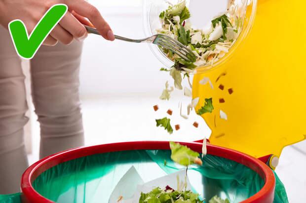 Кулинарные привычки, которые могут быть опасными