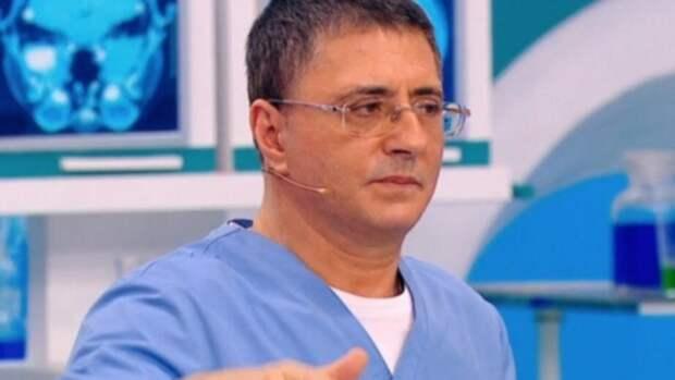 Доктор Мясников рассказал, кому противопоказан парацетамол