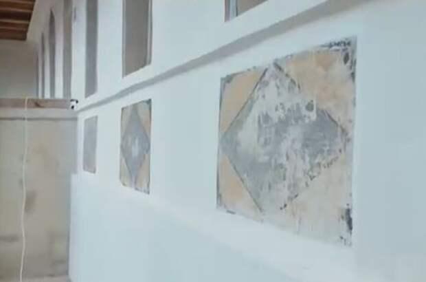 Комплексная реставрация объектов в Ханском дворце в Бахчисарае закончится в 2024 году