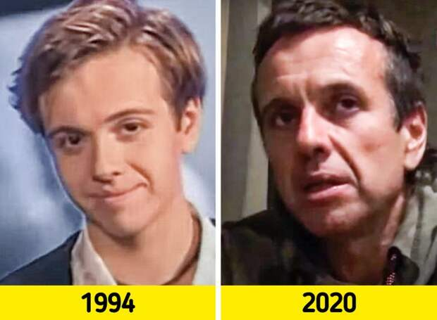 Как изменились знаменитые красавчики с момента выхода их ранних клипов