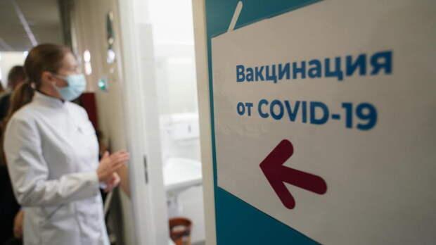 Собянин: Москву будет лихорадить, пока не добьемся массовой вакцинации